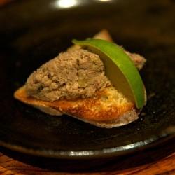 Rillettes de Sardines & Beurre de Baratte